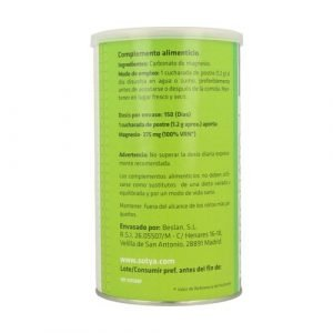 Carbonato de Magnesio – 180 gr.