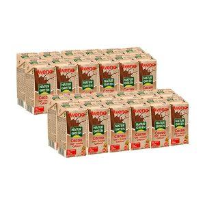 Bebida de Avena Cacao Calcium – 24 unid. de 200 ml.