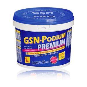 GSN Podium Premium (Sabor a Chocolate)