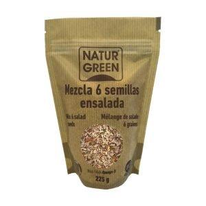 Mezcla 6 semillas ensalada