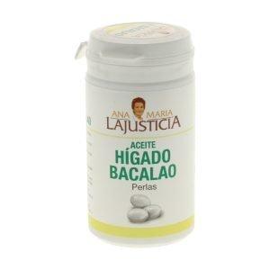 Aceite Hígado Bacalao – 90 perlas