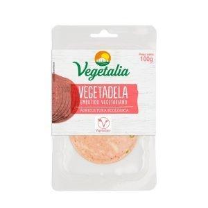 Embutido Vegetal Mortadela – 100 gr.