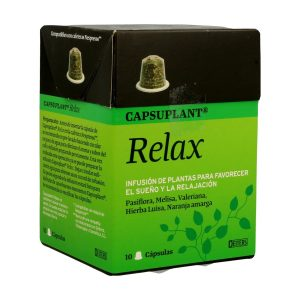 Capsuplant Relax (Compatible Nespresso)