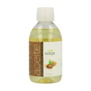 Aceite de Almendras Dulces – 250 ml.