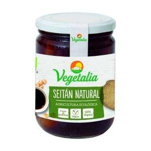 Seitan Bio Vidrio Esterilizado – 250 gr.