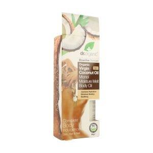 Aceite corporal de Monoi y Aceite de Coco Virgen Orgánico