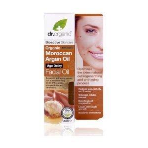 Aceite Facial de Argán marroquí Orgánico