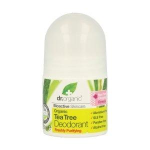 Desodorante de Árbol de té Orgánico