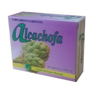 Alcachofa 60 cáps