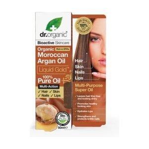 Aceite Puro de Argán Marroquí Orgánico 100% Puro