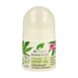 Desodorante de Aceite de Cáñamo Organico