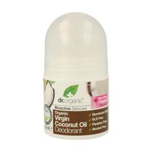 Desodorante Aceite de Coco Virgen Orgánico