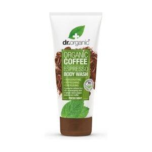 Organic Coffee Expreso gel baño