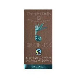 CHOCOLATE 47% CON NÉCTAR DE COCO BIO 100G