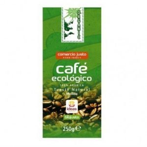 CAFÉ ORGANIC (UGANDA/PERÚ) MOLIDO BIO 250 G