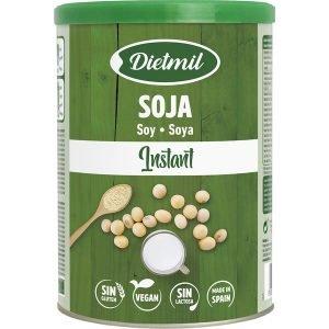 Dietmil Bebida de soja instántanea en polvo