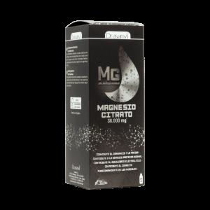 Citrato de Magnesio líquido