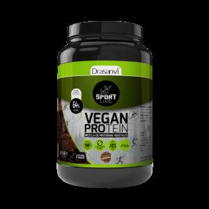 Proteína vegetal  Sport Live  sabor chocolate brownie