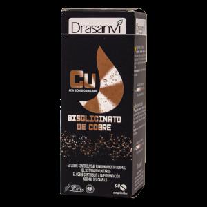 Bisglicinato de Cobre 90 comprimidos