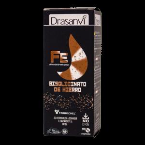 Bisglicinato de Hierro -Ferrochel-90 comprimidos