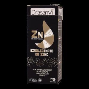 Bisglicinato de Zinc 90 comprimidos