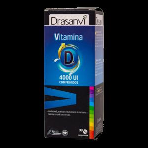 Vitamina D3 4000 UI 90 comprimidos