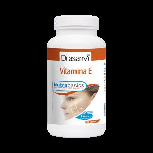 Nutrabasics – Vitamina E, 90 perlas