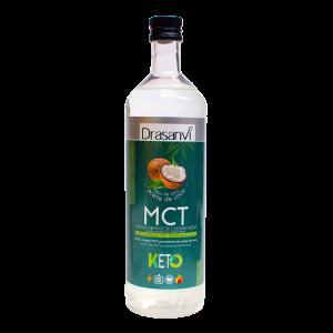 Aceite coco MCT 1000 ml. Keto
