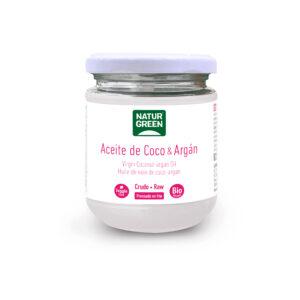 ACEITE DE COCO-ARGÁN BIO 215 ML/200 G