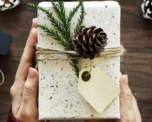 """5 ideas BIO para """"Envolver"""" tus regalos esta Navidad"""