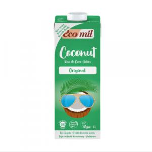 Ecomil Leche de coco agave Bio 1 L