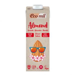 Ecomil Almond Classic Nature Bio 1L