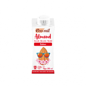 Ecomil Almond Nature Bio 200 ml