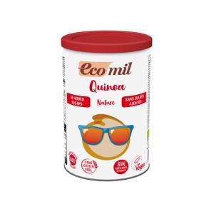 Ecomil Bebida de quinoa sin azúcares añadidos Instant Bio 400 g