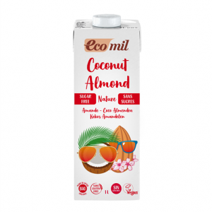 Ecomil Coconut-Almond Nature Bio 1 L