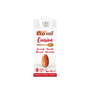 Ecomil Cuisine Almond Nature Bio 200 ml