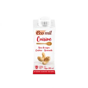 Ecomil Cuisine Cashew Bio 200 ml