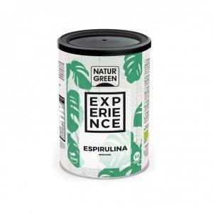 Espirulina en polvo Naturgreen, 175 gr