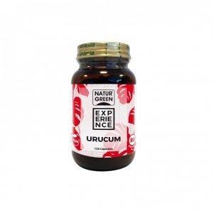 NaturGreen Experience Urucum BIO 120 cápsulas