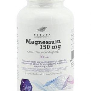 Magnesium 150 mg (90 cápsulas)