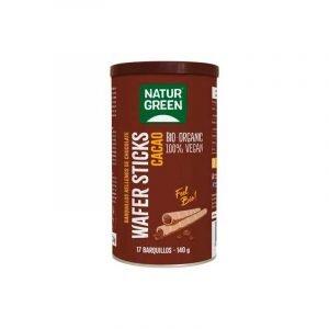 Barquillos De Chocolate 140g Naturgren