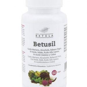 Betusil (60 cápsulas)