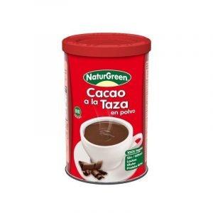 Cacao a la Taza en Polvo 250gr NaturGreen