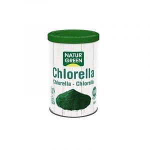 Chlorella en Polvo 165g