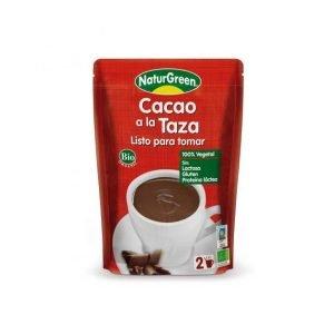 Chocolate a la Taza Líquido Bio 330ml NaturGreen