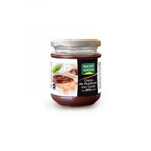 Crema Avellanas Cacao 25% Bio 200g NaturGreen