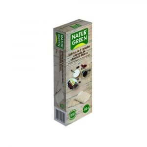 ECOGALLETA 5 CEREALES CON BAÑO DE CHOCOLATE BLANCO 210Gr. NATURGREEN
