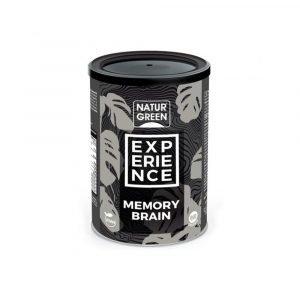 EXPERIENCE MEMORY BRAIN 180GR. NATURGREEN