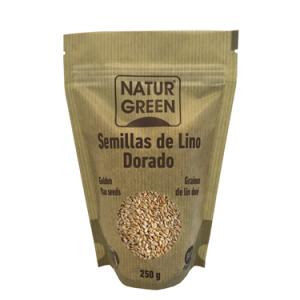 NaturGreen Lino Dorado Bio 250 g