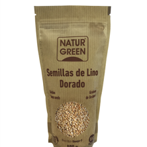 Lino Dorado Bio 500gr Naturgreen